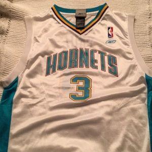 Oklahoma City Hornets Paul jersey basketball
